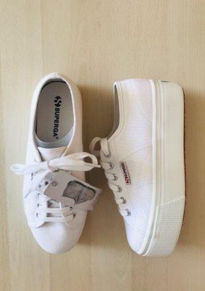 Superga Heel Sneakers white