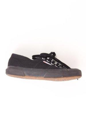 Superga Sneaker schwarz Größe 37