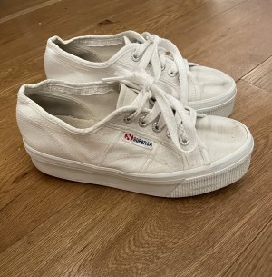 Superga Sneaker weiß Größe 36