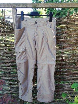 Columbia Pantalone da ginnastica verde-grigio