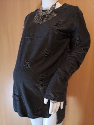 Supermom Used Optik Washed Urban Retro Dance Umstandsmode Schwangerschaftspullover S