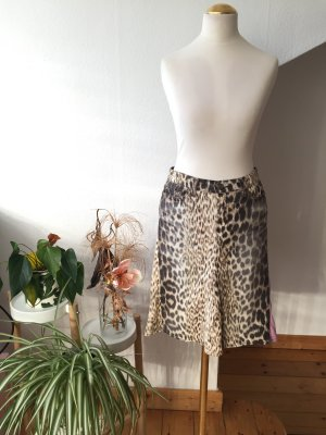 SUPERSALE! ROBERTO CAVALLI ROCK ANIMALPRINT