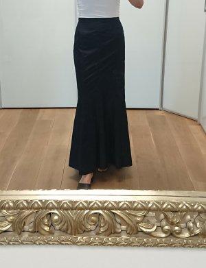 Madeleine Falda Godets negro