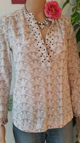 Zadig & Voltaire Tunic Blouse multicolored cotton