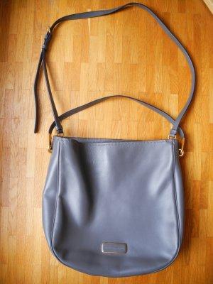 """Superschöne, graue Leder-Tasche von """"Marc by Marc Jacobs"""" – Modell """"Ligero Hobo Bag"""" - zu verkaufen"""