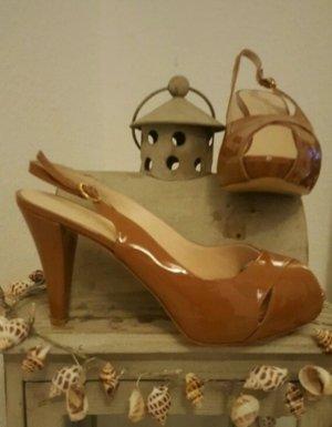 Superschöne High Heel Sandaletten