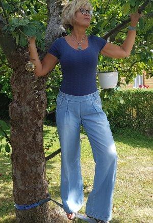 Marlene jeans lichtblauw