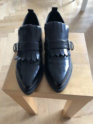 Superschöne Schuhe schwarz von Zara 38