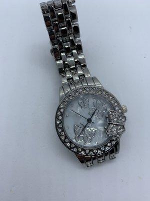 Keine Marke Horloge met metalen riempje goud