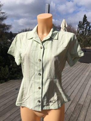 Jack Wolfskin Short Sleeved Blouse multicolored polyester