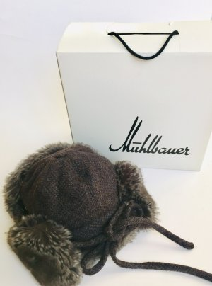 superschöne Wintermütze vom Wiener Hutlabel Mühlbauer