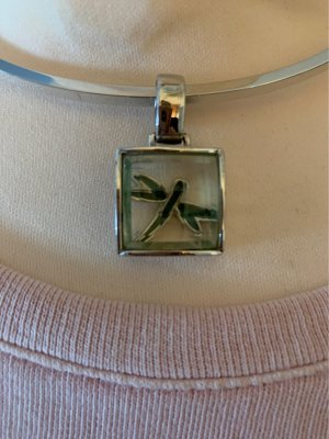 Pierre Lang Pendant silver-colored-forest green