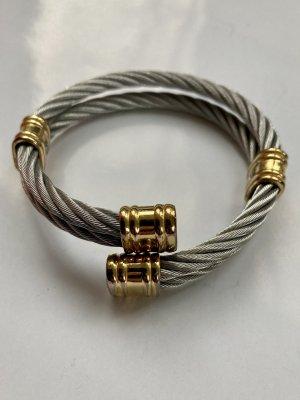 Jinmibo Bangle srebrny-złoto