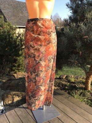 Superschöner Blumenrock * Maxirock * Neu mit Etikett