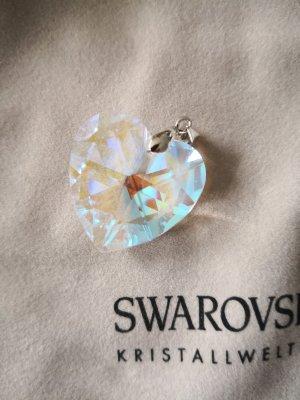 Swarovski Pendant white