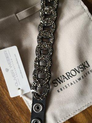 Superschönes Armband mit Swarovski Kristallen