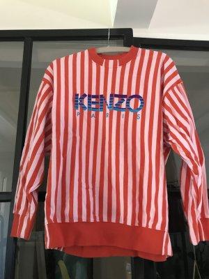 Kenzo Sweatshirt rouge-rose