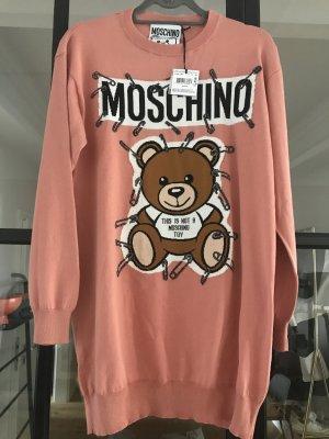 Moschino Abito di maglia color carne-albicocca