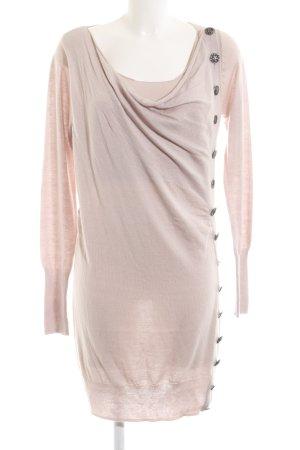 Superstar Langarmkleid pink Casual-Look