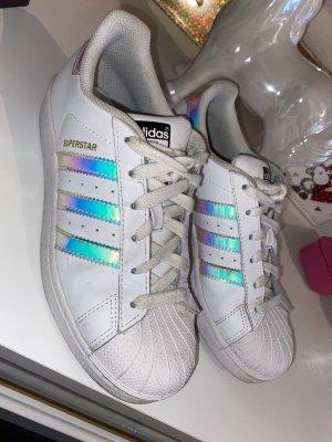 Adidas Instapsneakers wit