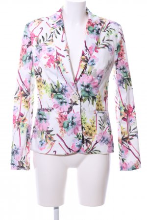 Superstition Long-Blazer Allover-Druck Casual-Look