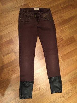 Raiden Jeans marrone scuro