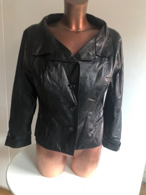 Supersüße Lederjacke von Designerin Renate Schuler