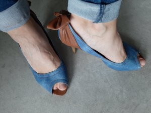 Supersüße Peeptoe-Pumps