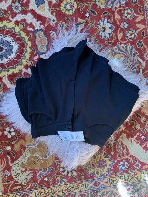 Zara Pantaloncino a vita alta nero