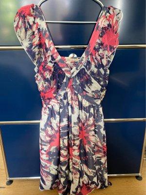 Ichi Sukienka z krótkim rękawem Wielokolorowy
