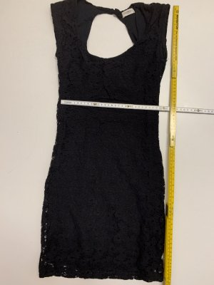 Pull & Bear Mini vestido negro