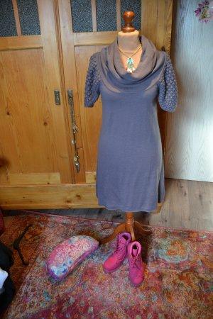 Supersüßes Strick-Kleid in Softlila von Vero Moda