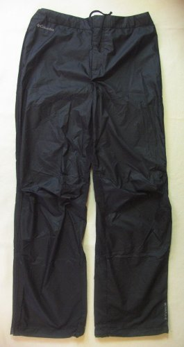 Columbia Trackies black polyester