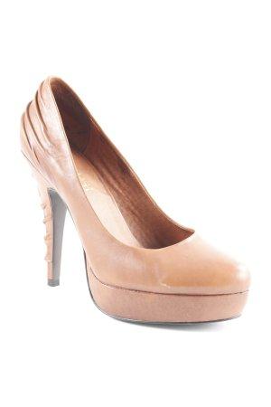 Supertrash High Heels braun Elegant