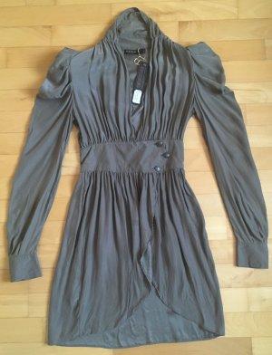 Supertrash Kleid/long Bluse (XS/S/34), Seide *neu*