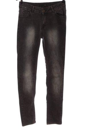 Supertrash Jeans elasticizzati grigio chiaro stile casual