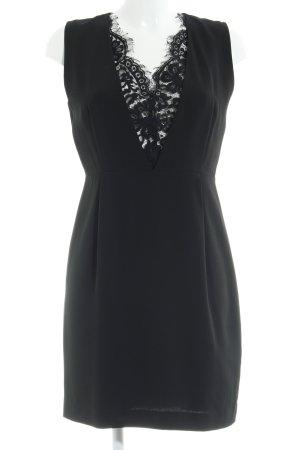 Supertrash Sweatkleid schwarz Elegant