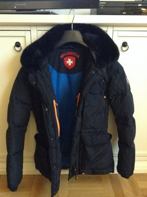 Wellensteyn Quilted Jacket black nylon