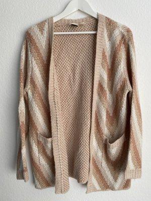 Roxy Cardigan rosé-beige clair