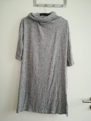 Blue Motion Vestito di lana grigio chiaro