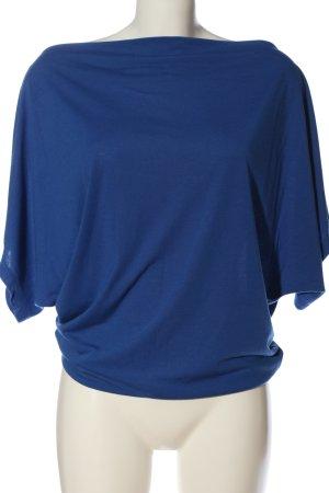 Supre Oversized Shirt blau Casual-Look