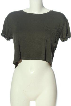 Supre T-shirt cachi stile casual