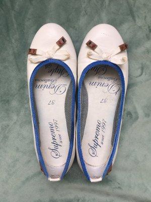 Supremo Ballerinas weiß Gr. 37