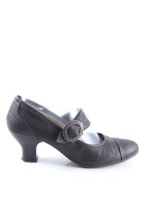 Supremo Mary Jane pumps zwart casual uitstraling
