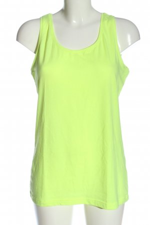 Sure A Line Top green casual look