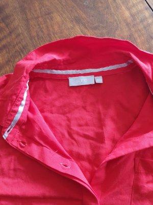 Sure Bluzka oversize czerwony