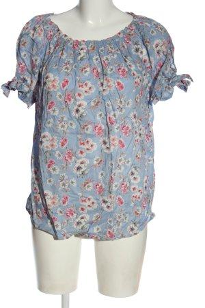 Sure Camicia blusa multicolore stile casual