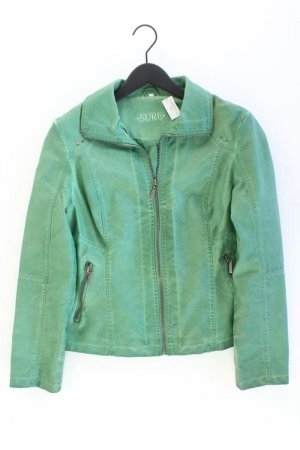 Sure Faux Leather Jacket polyester