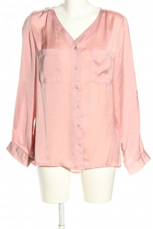 Sure Langarm-Bluse pink Casual-Look