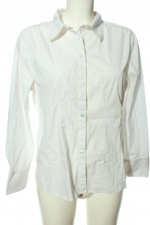 Sure Long Sleeve Shirt white business style